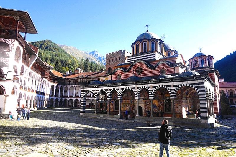 Destination rila monastery