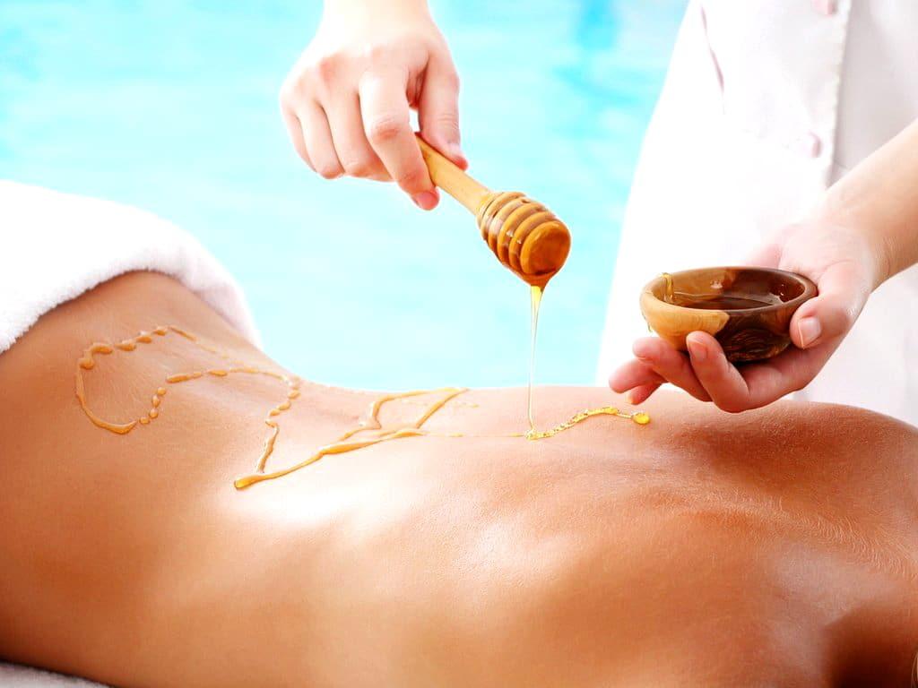 SPA Menu always beeloved honey massage 03