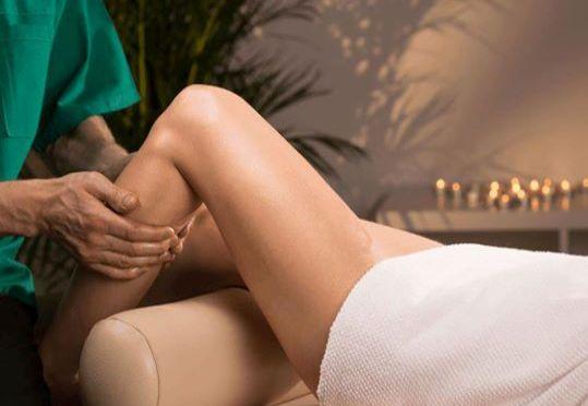 SPA Menu anti cellulite massage