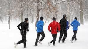 Зимни спортни активности в Рила