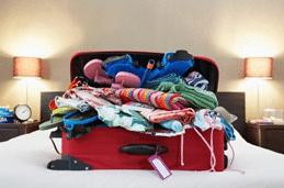 Как да приготвим правилно багажа си за зимна почивка?