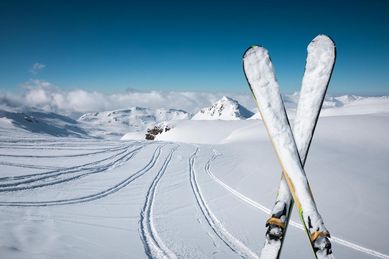 Резорт ski