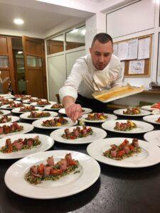 Храната - един от най-важните критерии за избор на почивка chef orbita spa