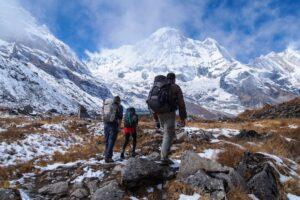 Как да се справим с препятствията, ако се движим сами по даден маршрут? pohod v planinata